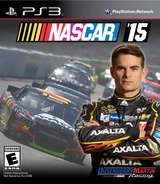 NASCAR 15 PS3 cover (BLUS31560)