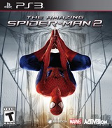 The Amazing Spider-Man 2 PS3 cover (BLUS41044)