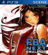 FBA Next Emulator Homebrew cover (FBAN00000)