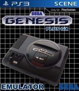 Sega: Genesis Plus GX Homebrew cover (GENP00001)