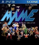 MAME: Multiple Arcade Machine Emulator Homebrew cover (MAME90000)