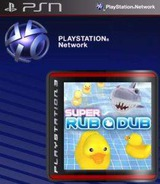 Super Rub a Dub SEN cover (NPEA00016)
