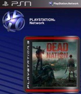 Dead Nation: Complete PS3 cover (NPEA00143)