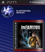 inFamous SEN cover (NPEA00252)