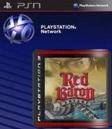 Red Baron Arcade SEN cover (NPEB00031)