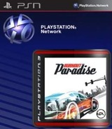Burnout Paradise SEN cover (NPEB00043)
