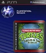 Teenage Mutant Ninja Turtles: Turtles in Time: Re-Shelled SEN cover (NPEB00149)