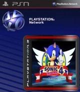 Sonic the Hedgehog 4: Episode I SEN cover (NPEB00153)