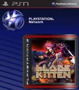 Blade Kitten SEN cover (NPEB00164)