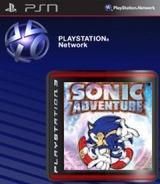 Sonic Adventure SEN cover (NPEB00304)