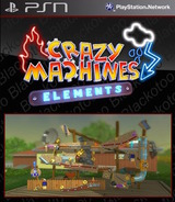 Crazy Machines Elements SEN cover (NPEB00337)