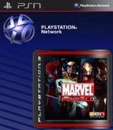 Marvel Pinball SEN cover (NPEB00379)