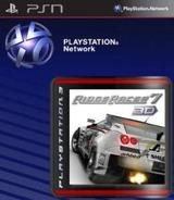 Ridge Racer 7 3D SEN cover (NPEB00513)