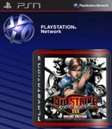 Street Fighter III: 3rd Strike Online Edition SEN cover (NPEB00554)