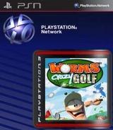 Worms Crazy Golf SEN cover (NPEB00595)