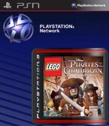 LEGO Pirates of the Caribbean: The Video Game SEN cover (NPEB00654)