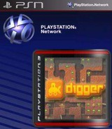 Digger HD (Demo) SEN cover (NPEB90231)