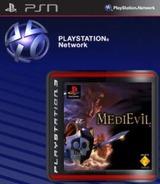 MediEvil SEN cover (NPEE00006)