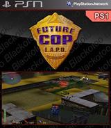 Future Cop: L.A.P.D. SEN cover (NPEF00062)