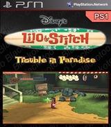 Lilo & Stitch: Trouble in Paradise SEN cover (NPEF00084)