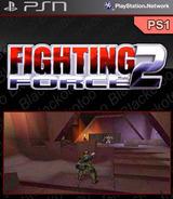 Fighting Force 2 SEN cover (NPEF00114)