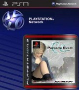 Parasite Eve: II SEN cover (NPEF00150)