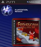 Freekscape: Escape from Hell SEN cover (NPEZ00024)