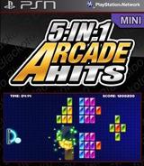 5-in-1 Arcade Hits SEN cover (NPEZ00174)