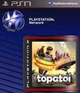 Topatoi: Spinning Through the Worlds SEN cover (NPHB00123)