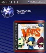 Mushroom Wars SEN cover (NPHB00145)