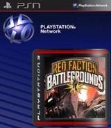 Red Faction: Battlegrounds SEN cover (NPHB00331)