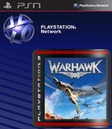 Warhawk SEN cover (NPJA00008)