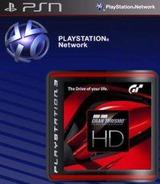 Gran Turismo HD Concept SEN cover (NPJA00010)