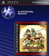 Battle Fantasia SEN cover (NPJB00071)
