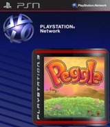 Peggle SEN cover (NPUA30005)