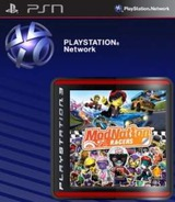 ModNation Racers (QORE Demo) SEN cover (NPUA70096)