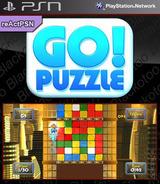 Go! Puzzle SEN cover (NPUA80022)