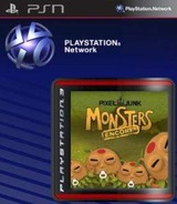 PixelJunk Monsters Encore SEN cover (NPUA80108)