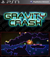 Gravity Crash SEN cover (NPUA80292)