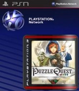 Puzzle Quest: Challenge of the Warlords SEN cover (NPUB30041)