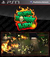 Burn Zombie Burn! SEN cover (NPUB30046)