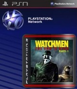 Watchmen: The End is Nigh SEN cover (NPUB30050)