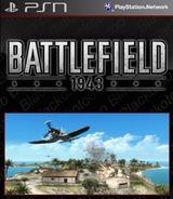Battlefield 1943 Online SEN cover (NPUB30077)