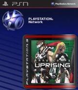Hard Corps: Uprising SEN cover (NPUB30096)