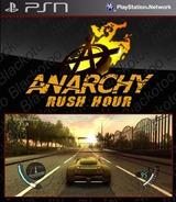 Anarchy: Rush Hour SEN cover (NPUB30106)