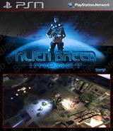 Alien Breed: Impact SEN cover (NPUB30141)