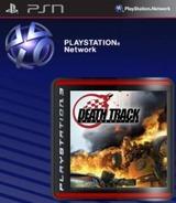 Death Track: Resurrection SEN cover (NPUB30145)