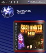 Spelunker HD SEN cover (NPUB30152)
