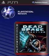 Dead Space: Extraction SEN cover (NPUB30314)