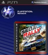 SEGA Rally Online Arcade SEN cover (NPUB30375)